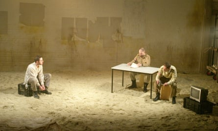 Qudz, written and directed by Tarek Iskander, at the Yard theatre, east London.