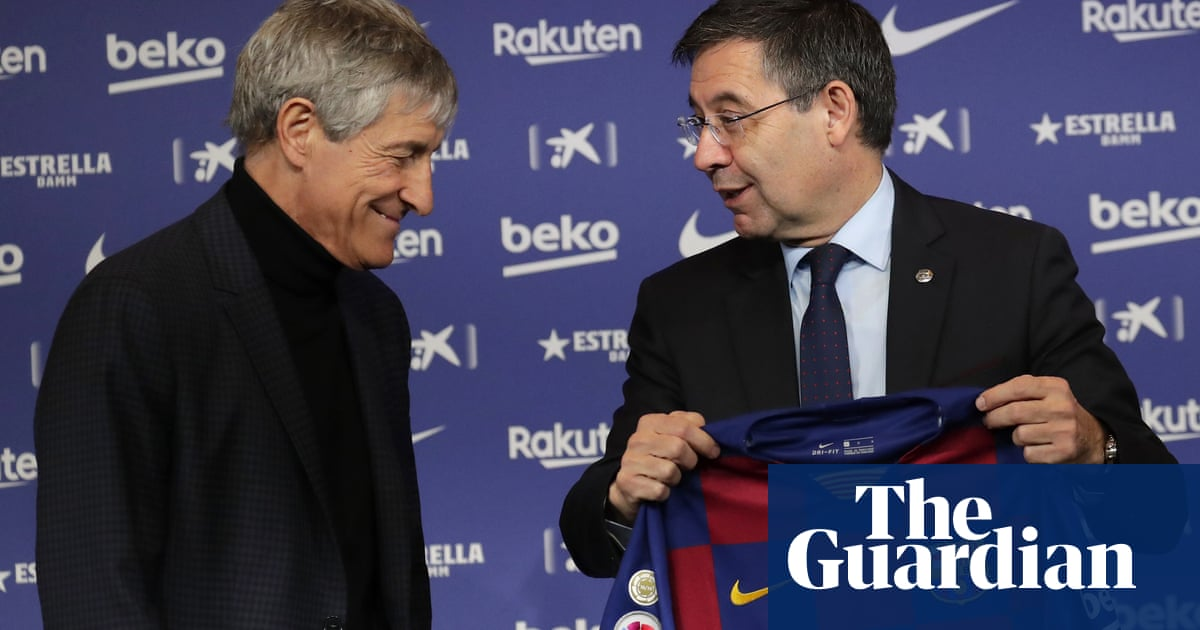 Barcelona in crisis as six directors resign citing the way club is being run