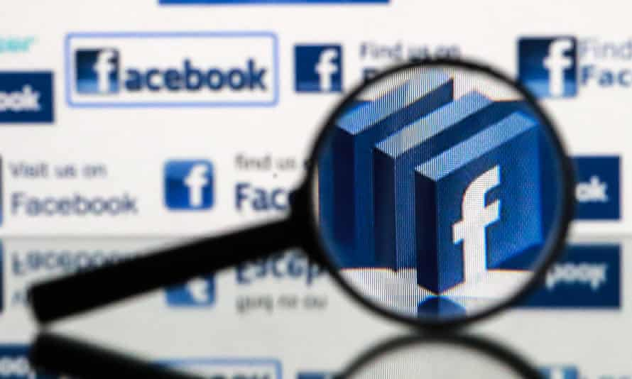 facebook under the magnifying lens