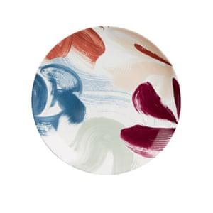 Impressions brushstrokes (31cm), £18, johnlewis.com