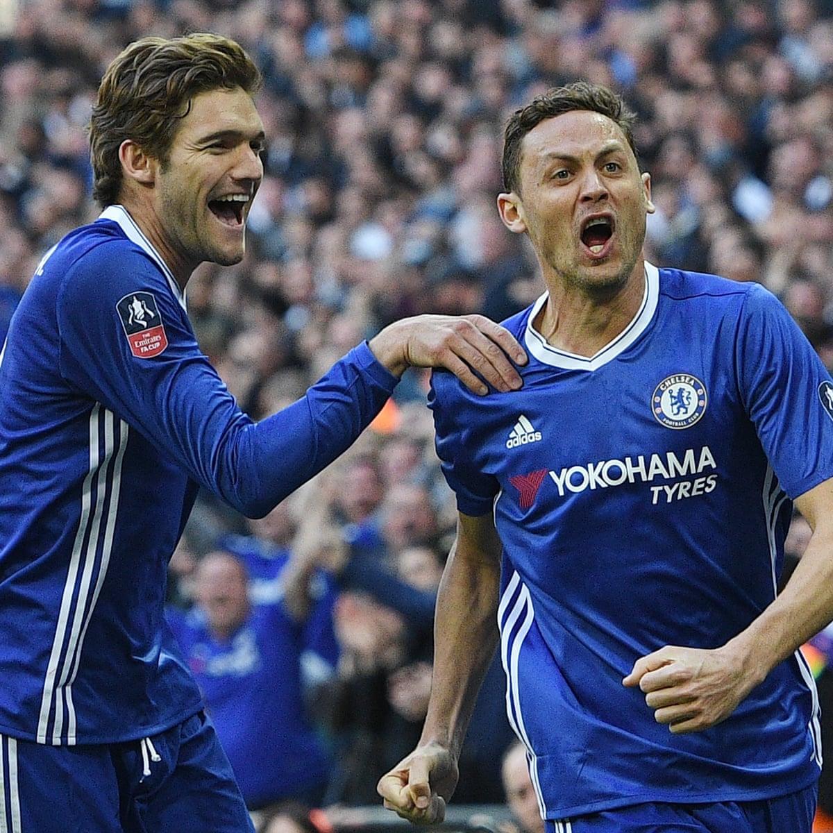 Chelsea 4 2 Tottenham Hotspur Fa Cup Semi Final As It Happened Football The Guardian