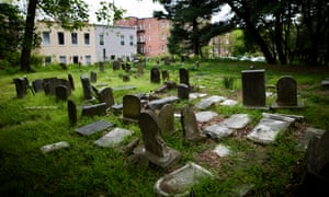 Mount Zion Cemetery is a historic black burial ground in Washington DC.