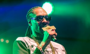 Snoop Dogg Performing in Uppsala on Saturday before his arrest.