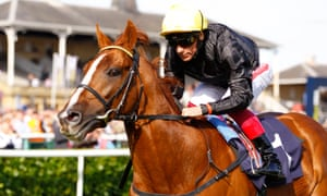 Stradivarius, with Frankie Dettori up, has been a little weak in the betting this morning.