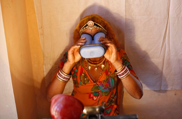 How a glitch in India's biometric welfare system can be lethal | India | The Guardian