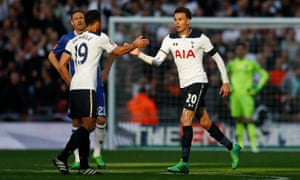 Dele Alli, right, and Mousa Dembélé: how could Spurs find a better player who would not be too costly in fee or wages?
