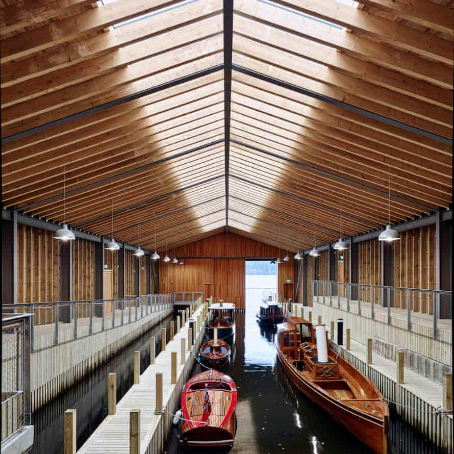 Windermere Jetty, Museum of Boats, Steam and Stories © Marcus Ginns. Image courtesy of Lakeland Arts