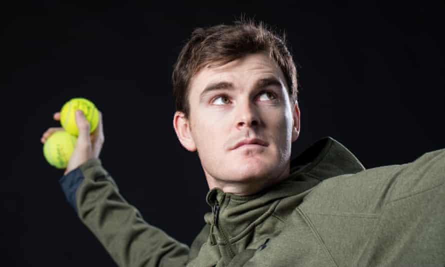 Jamie Murray tennis