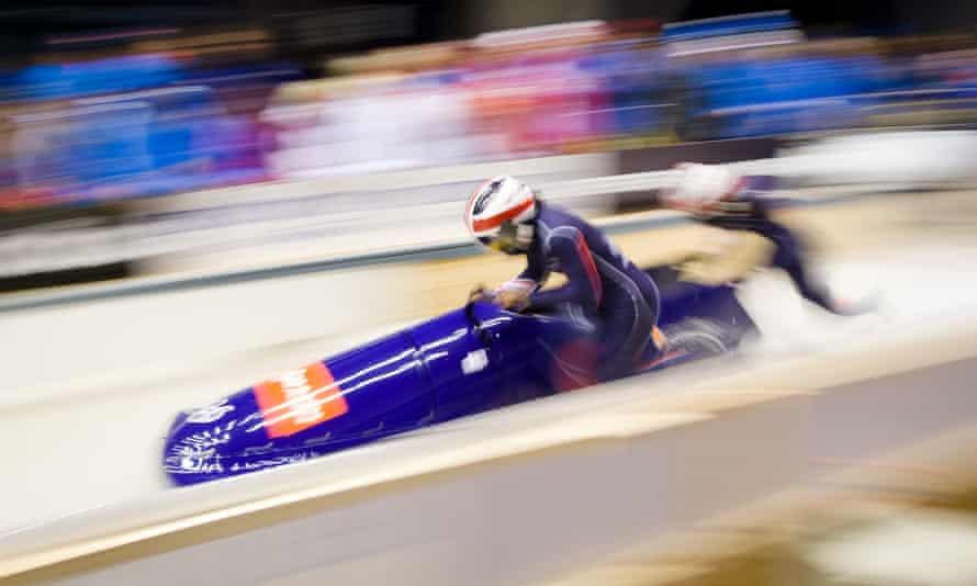 British bobsleigh