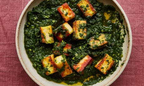 From deep-fried treats to curry: four ways with paneer – recipes