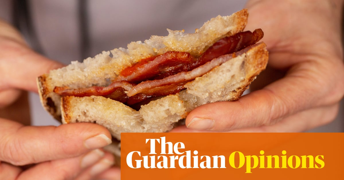 What did a big bacon sandwich teach me? The pandemic has massively weakened our willpower