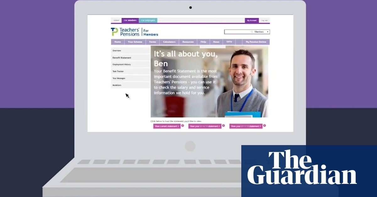 Teachers' Pensions delays have left me beyond hope