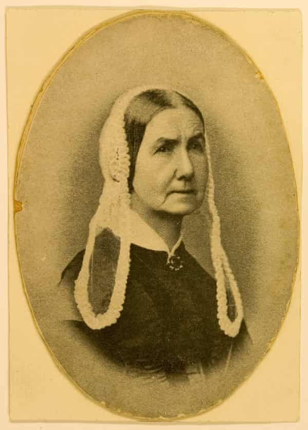 Photograph of Anna Whistler; she lived with 'Jemie' in London for nine years.