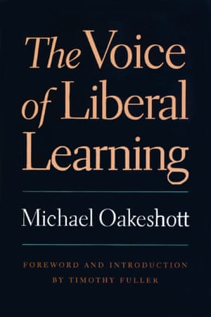 Voice of Liberal Learning jacket