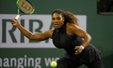 Serena Williams went on maternity leave as the world No 1, but has returned unseeded in recent tournaments.