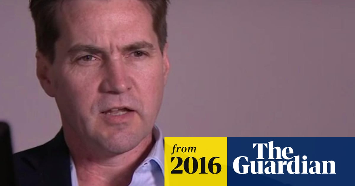 Craig Wright's claim to be bitcoin founder labelled a 'scam
