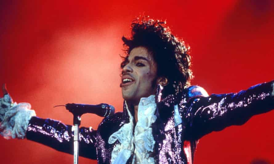 1999 revisited ... Prince performing in 1985.