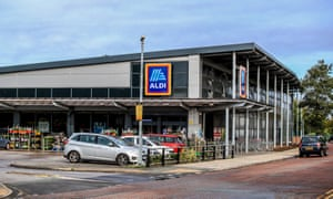 An Aldi store in Liverpool