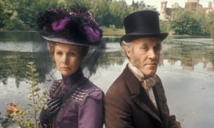 Susan Hampshire and Philip Latham in The Pallisers