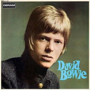 1967 deram uk David Bowie album cover taken by Gerald Fearnley