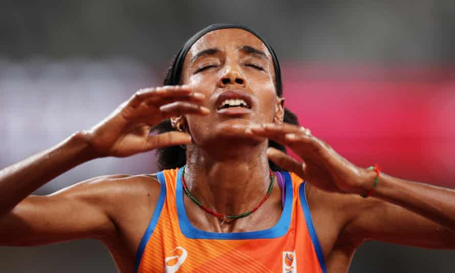 Sifan Hassan confirms audacious bid for 1500m, 5,000m and 10,000m treble |  Tokyo Olympic Games 2020 | The Guardian