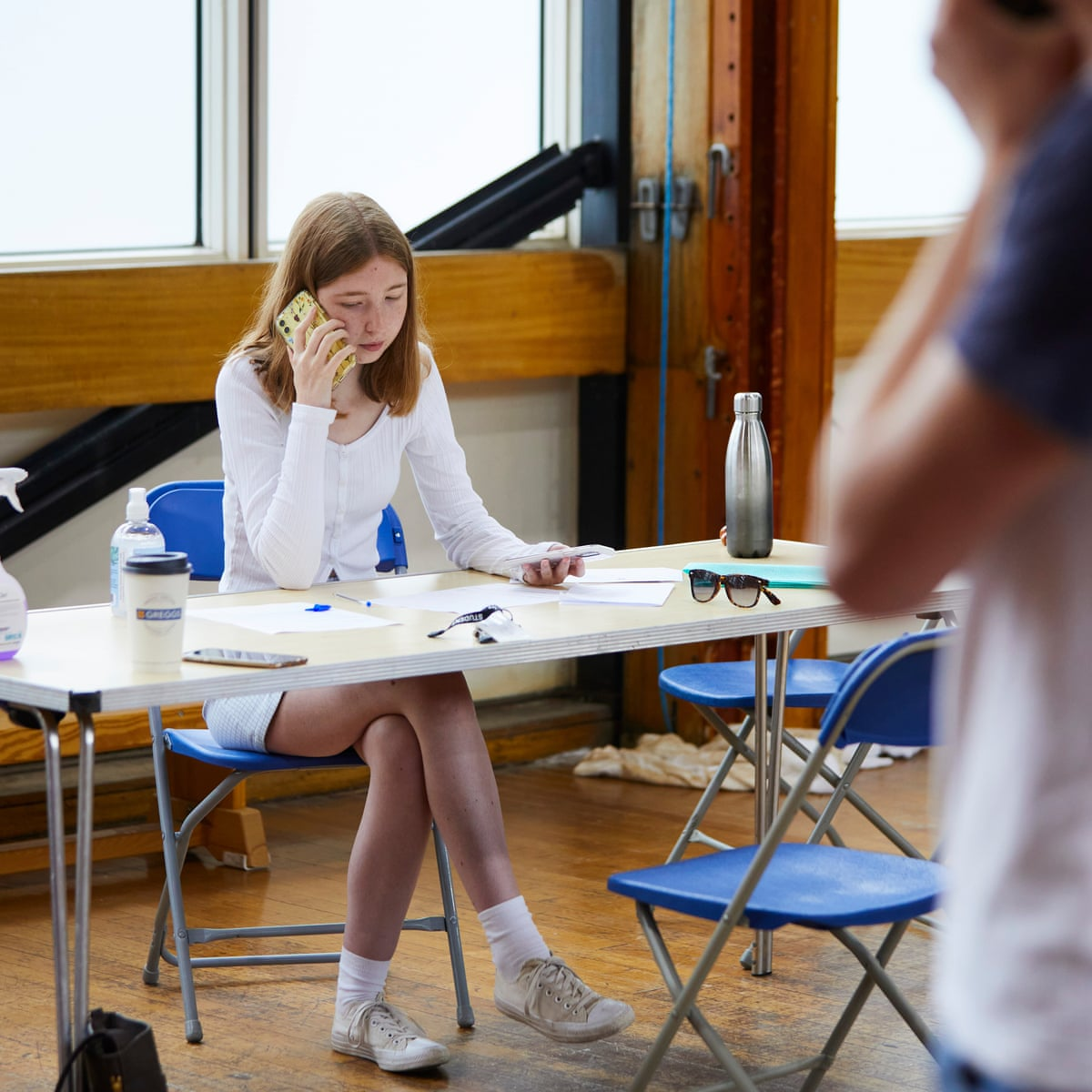 I Feel Cheated Rotherham Students Struggle To Make Sense Of Exam Grades A Levels The Guardian