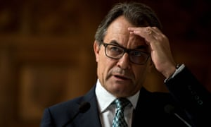 Artur Mas has emerged as a key figure in the independence movement.