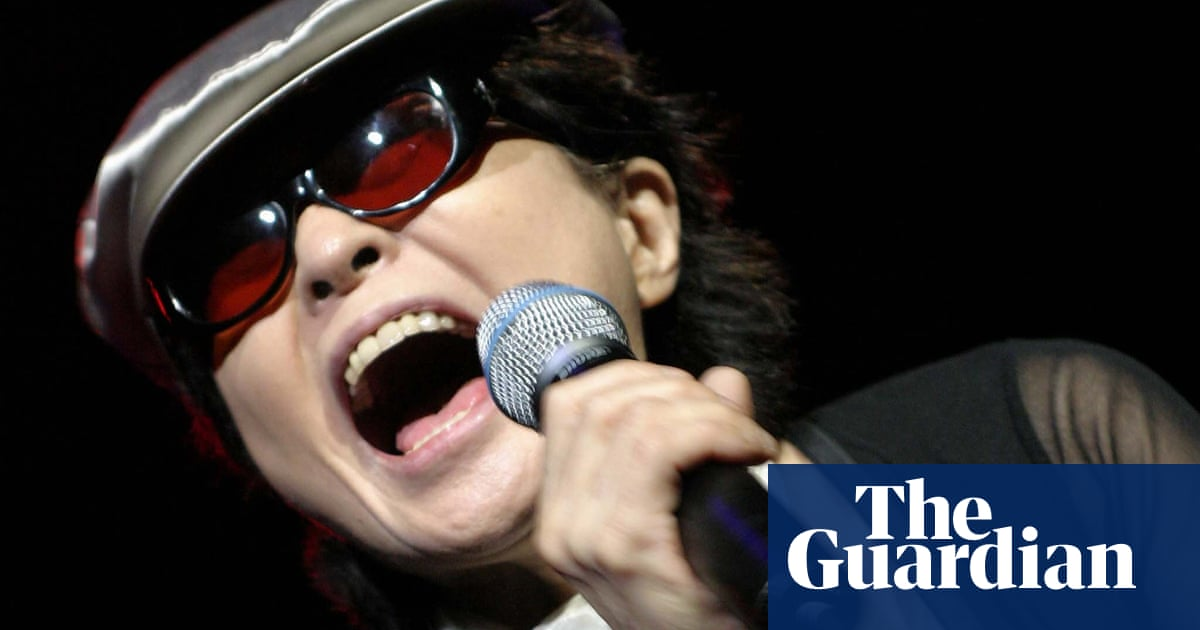 Mark Mawston's best photograph: Yoko Onos electrifying power