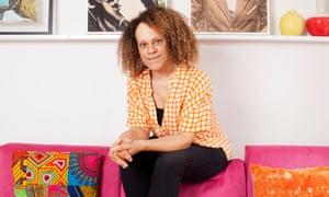'These times really are extraordinary' … Bernardine Evaristo.