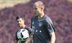 Holger Badstuber in Bayern Munich training