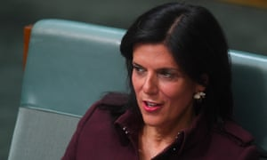 Julia Banks moved to the crossbench after the Liberal leadership spill. She told the Australian Women's Weekly that if Malcolm Turnbull was not going to lead the Liberals, she believed Julie Bishop to be the only choice.