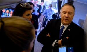 Mike Pompeo said the peace agreement will also lead to an eventual permanent cease-fire.