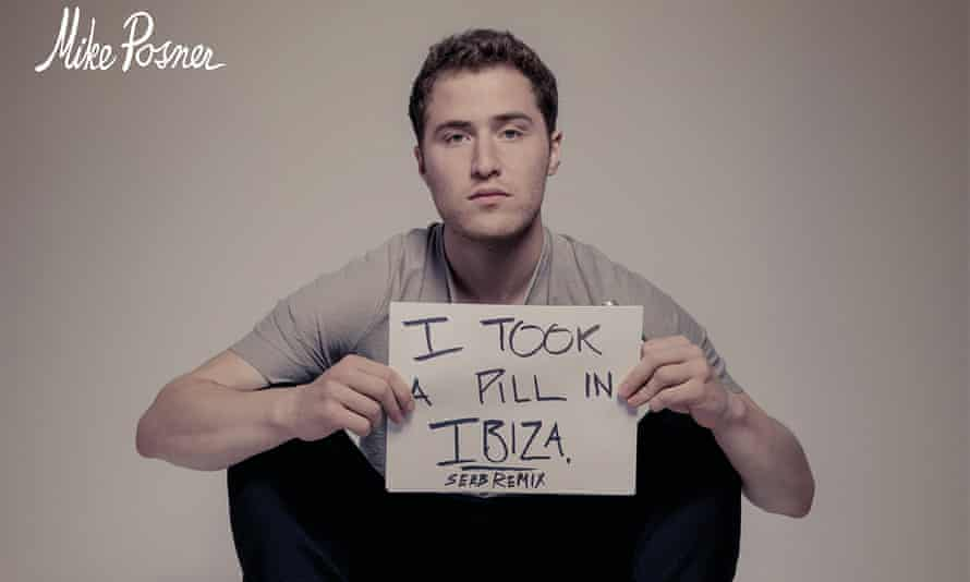 Mike Posner wrote his song after a holiday in Ibiza. 'We have much more to offer besides the nightlife,' said the island's tourism director.