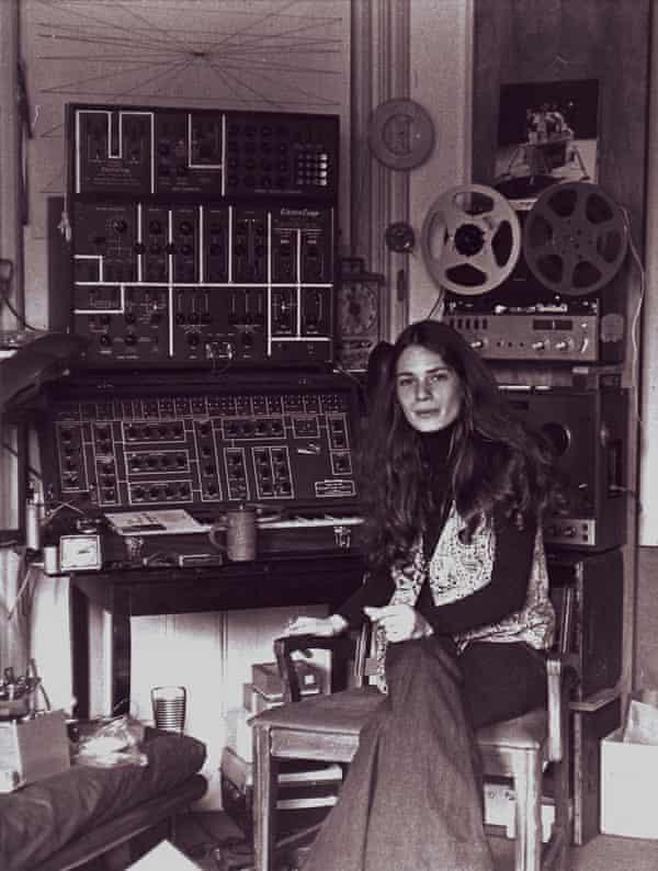 Laurie Spiegel.