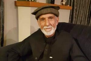 Afghan native Haji-Daoud.