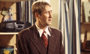 Nicholas Lyndhurst in a 1993 episode of Goodnight Sweetheart.