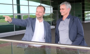 United's manager and Ed Woodward have not agreed on transfers this summer.