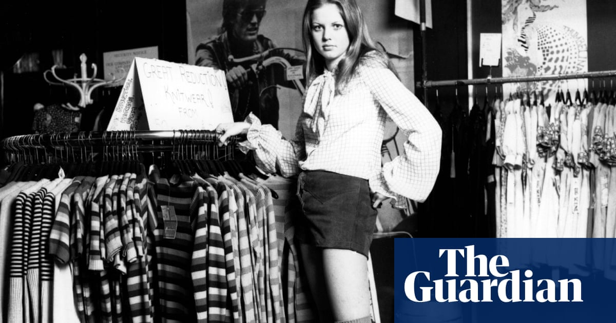 A hundred miles from Oxford Street – fashion archive 70eaee4e3