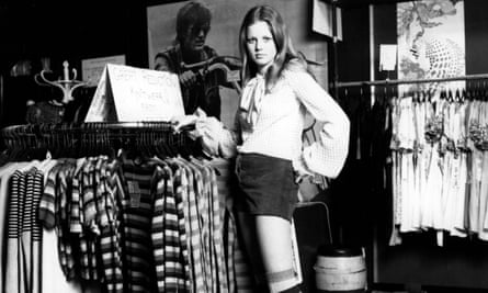 A Hundred Miles From Oxford Street Fashion Archive 1972 Fashion The Guardian