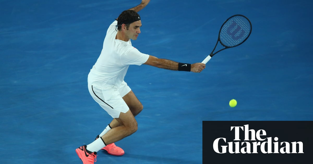 Roger federer and novak djokovic on track for australian open roger federer took just two hours to beat richard gasquet at the 2018 australian open at stopboris Images