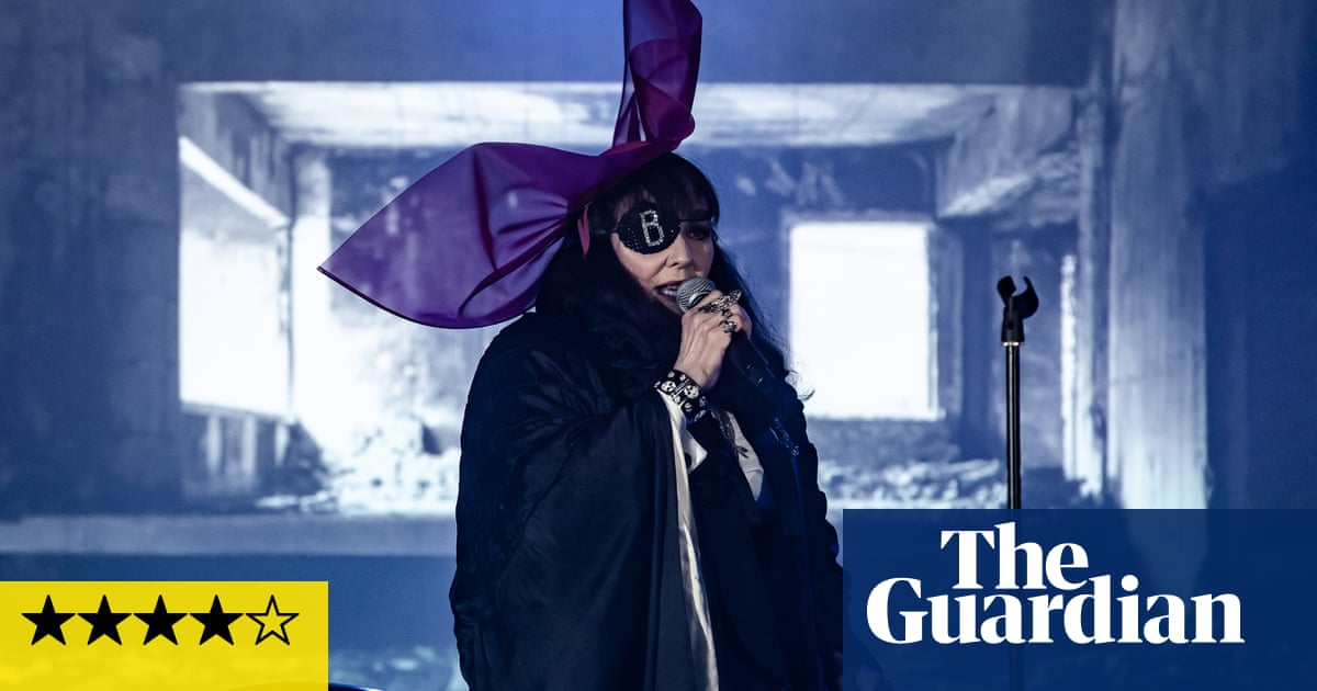 Musik review – Pet Shop Boys' musical evokes Warhol, Dalí and Nico