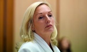 Former Australia Post CEO Christine Holgate
