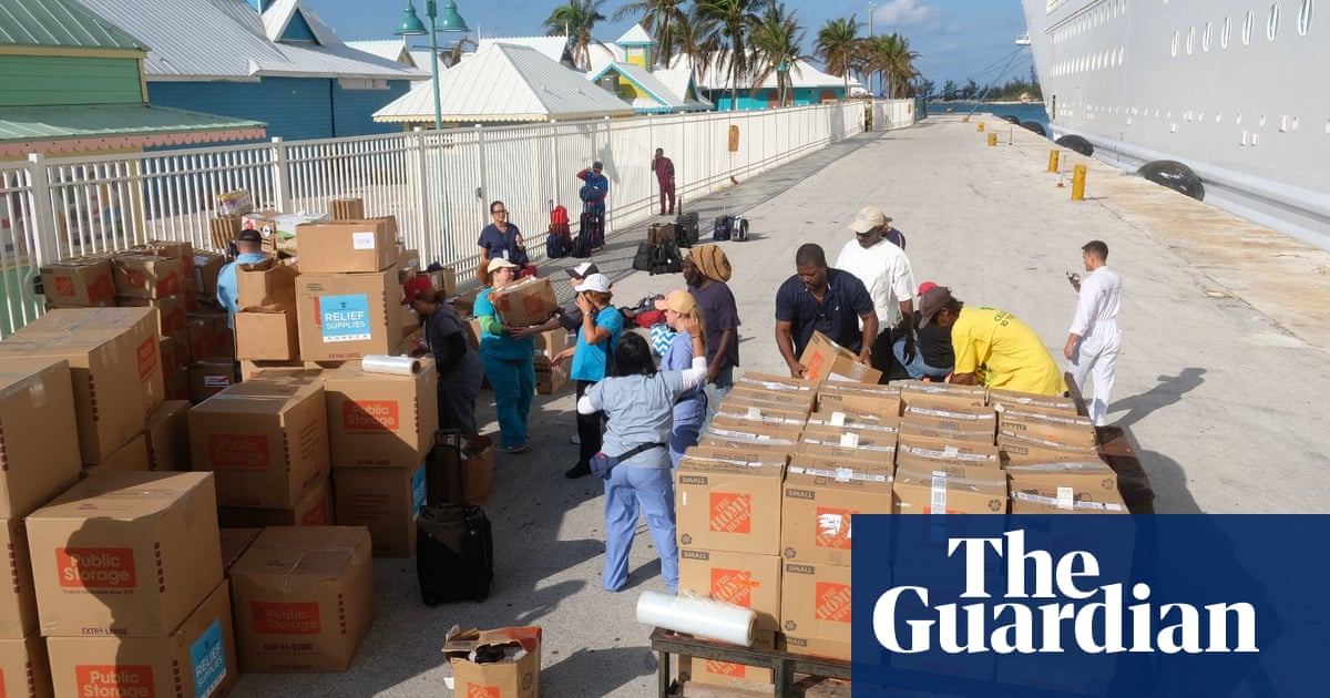 Climate crisis leaving 2 million people a week needing aid – Red Cross