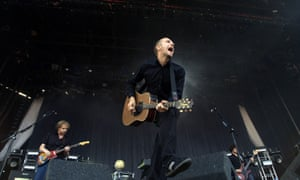 Chris Martin: 'I thought my hair was falling out' | Music | The Guardian