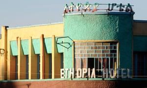 Ethiopia hotel, Gondar
