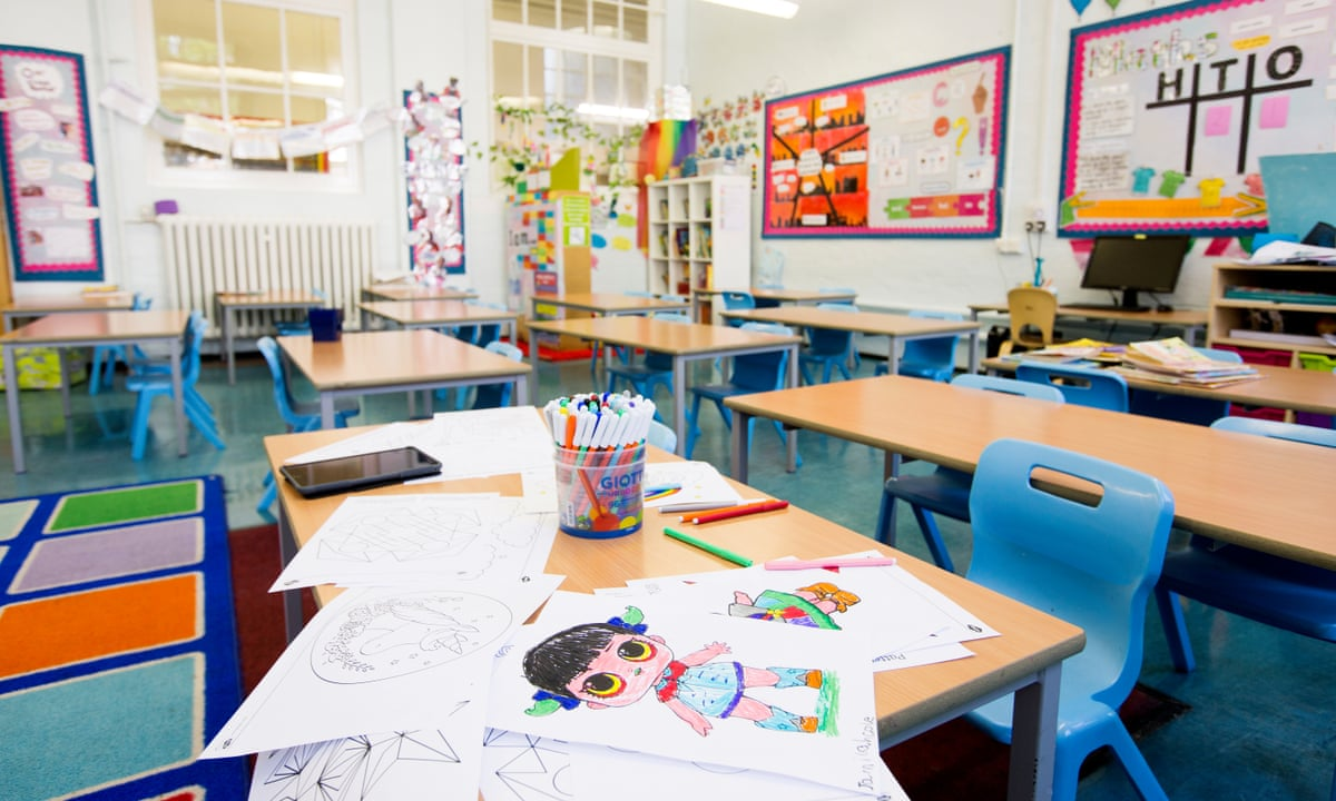 Maximum Class Size Of 15 For England S Returning School Pupils Education The Guardian