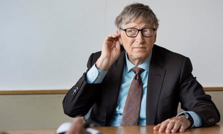 Bill Gates cautions over cryptocurrencies but backs natural language understanding as the best thing in technology right now.