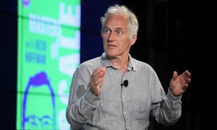 CEO Tim O'Reilly