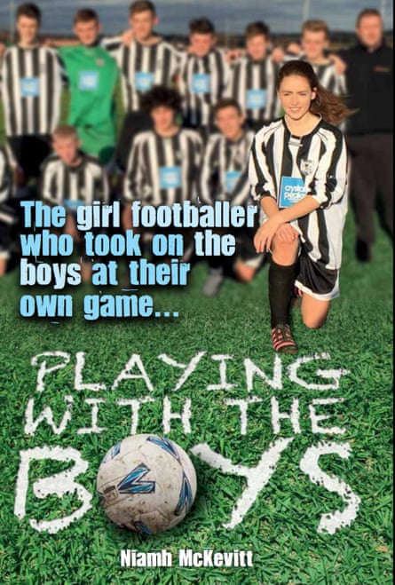 Playing with the Boys by Niamh McKevitt