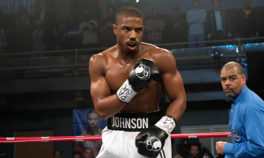 Michael B Jordan as Adonis Johnson Creed.